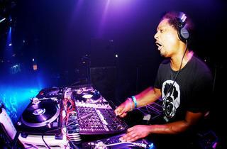 Derrick May + Dyed Soundorom