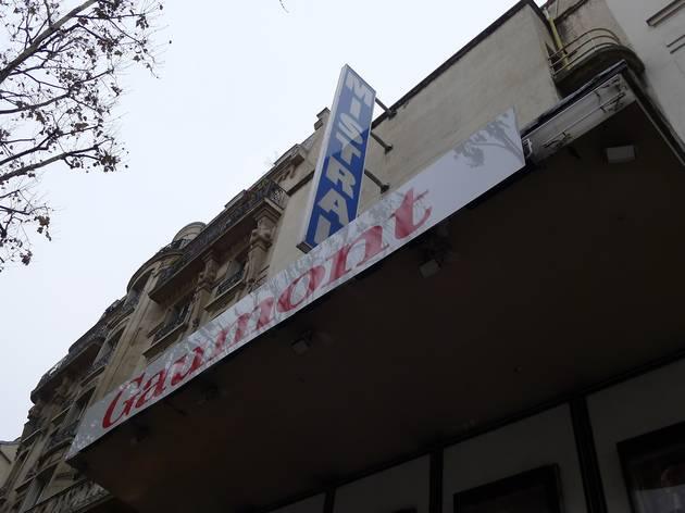 Gaumont Alésia (côté Mistral)