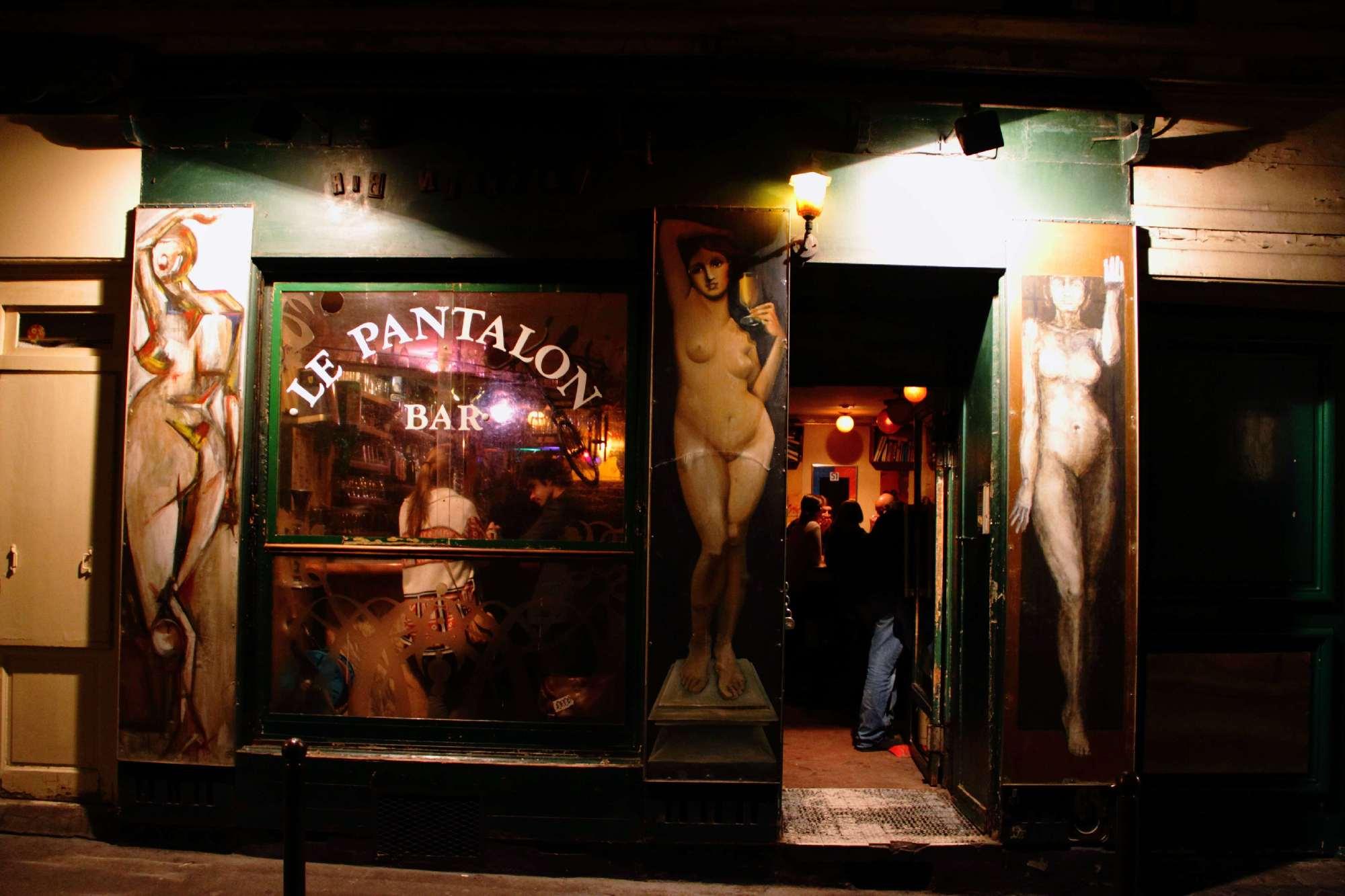 Bar: Le Pantalon