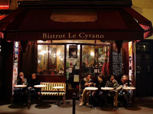 (Le Cyrano / © Emmanuel Chirache Time Out Paris)