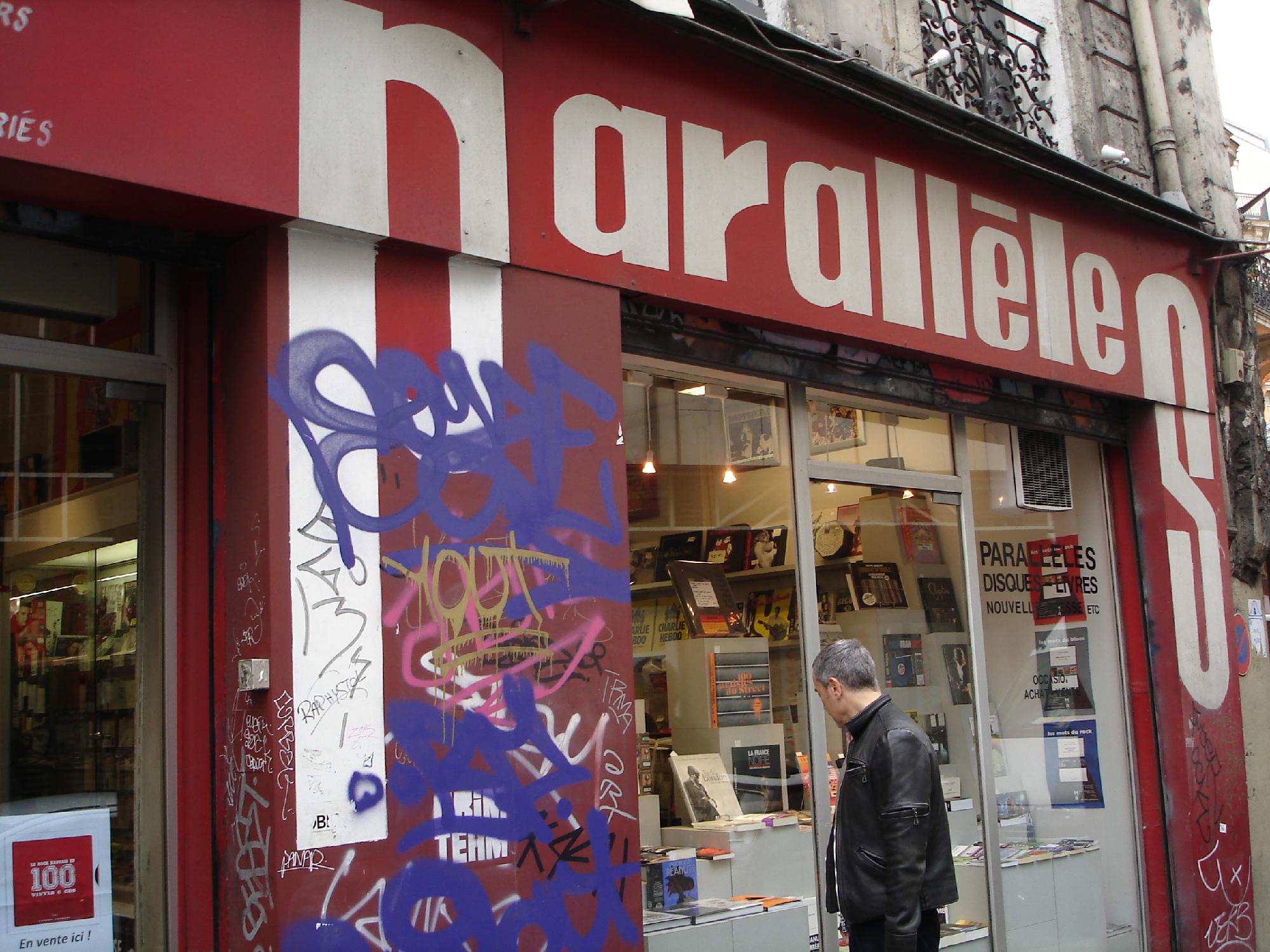 Librairie Parallèles