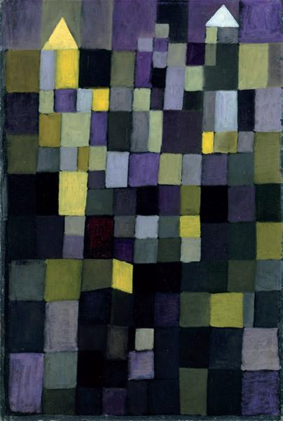 Exposition Paul Klee, 'Polyphonies' à la Cité de la Musique