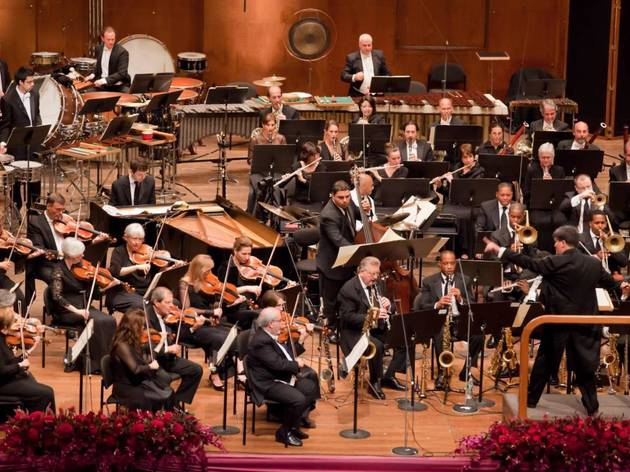New York Philharmonic (© DR)