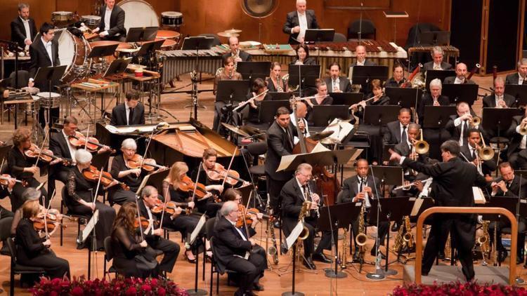 New York Philharmonic (© DR)
