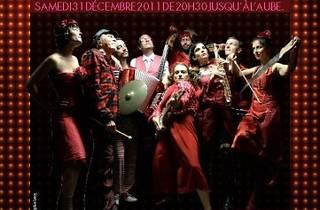 Nouvel An du Bal Musette Déjanté