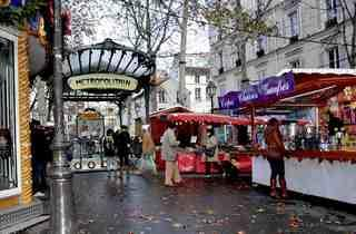 Brocante des Abbesses