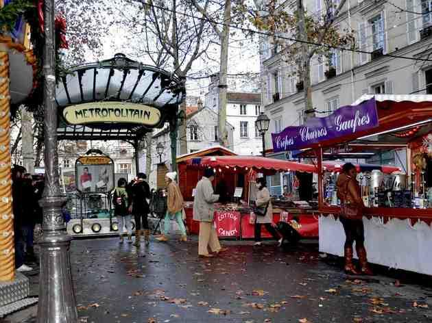 Market • Brocante des Abbesses