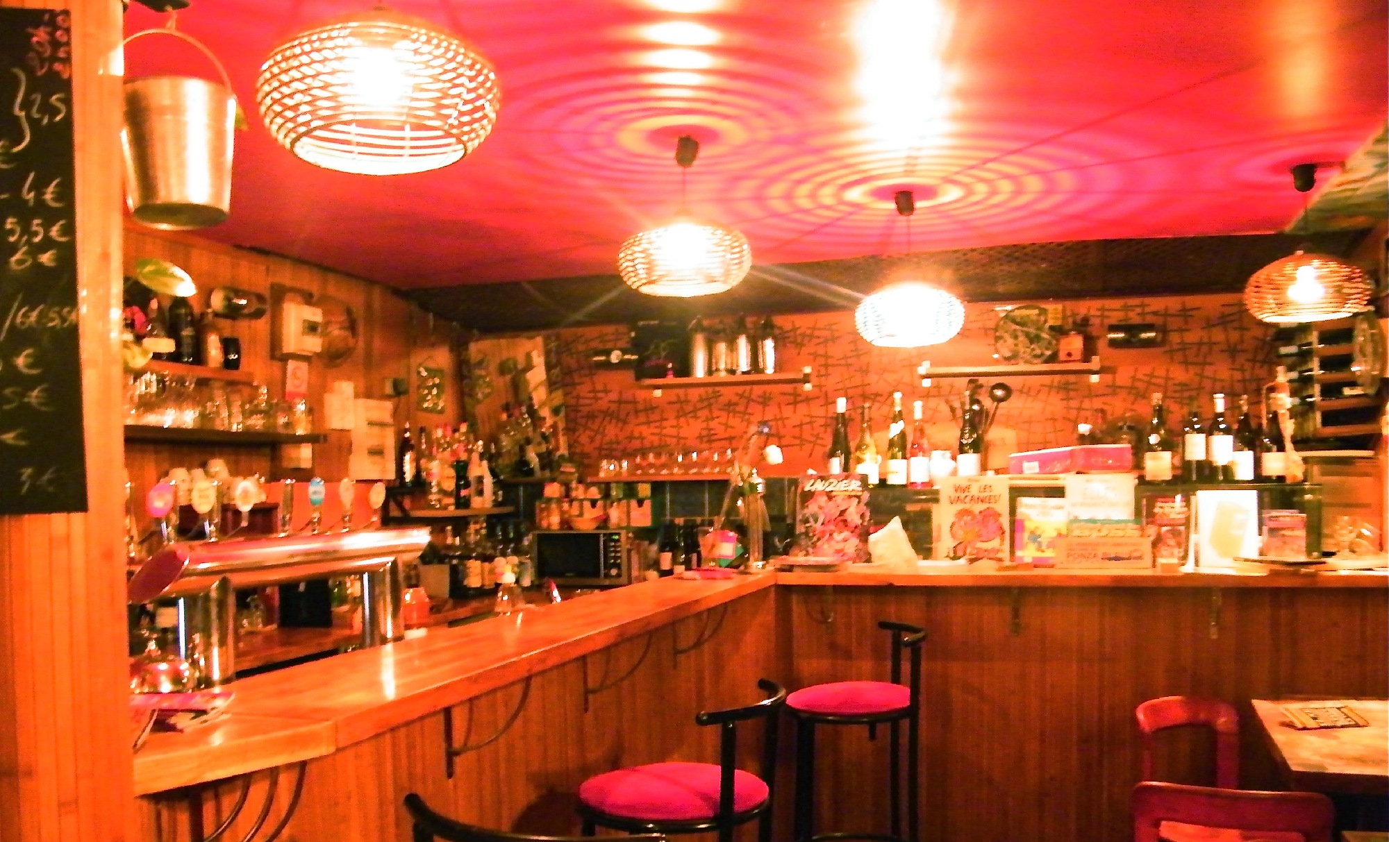 Jazz clubs and bars time out paris for Bar interieur maison