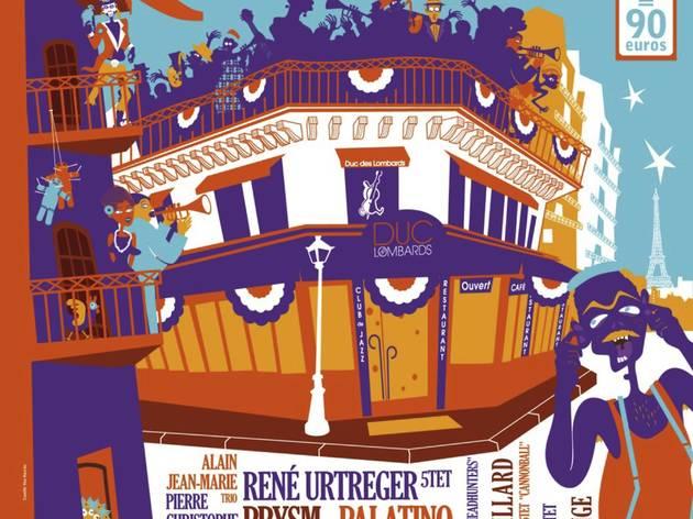 Festival de jazz French Quarter