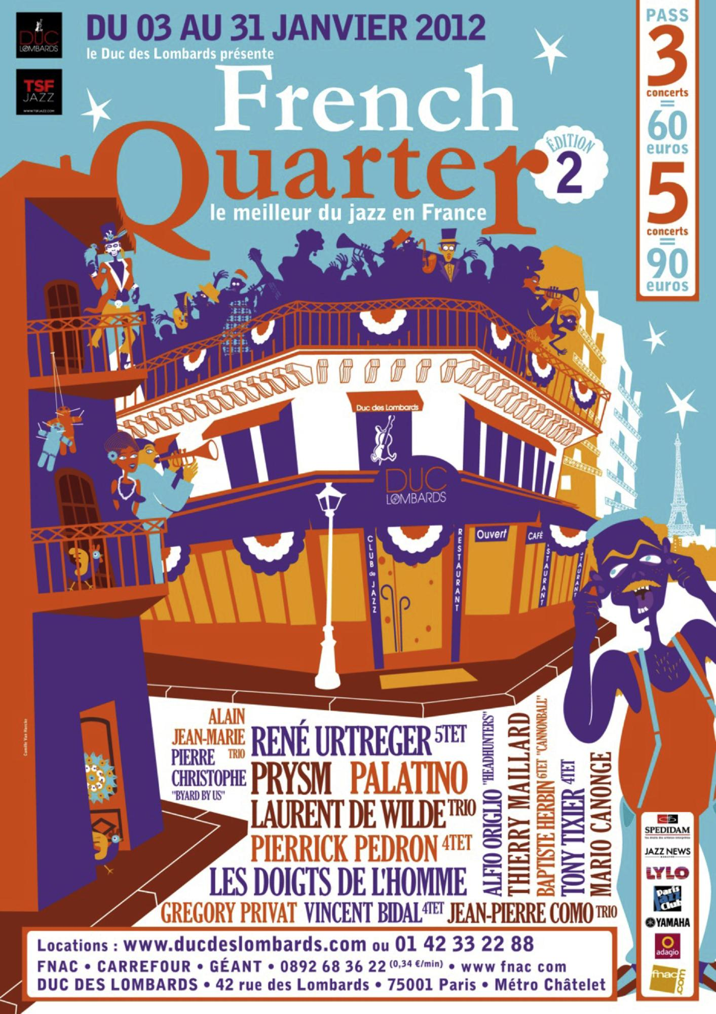 French Quarter Jazz Festival