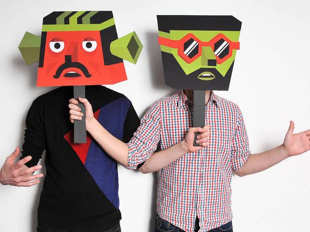 Gangpol & Mit + Kevin Blechdom