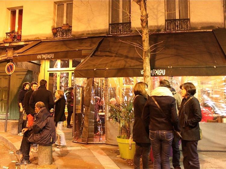 Café: Lou Pascalou