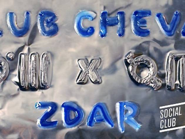 Zdar + Club Cheval