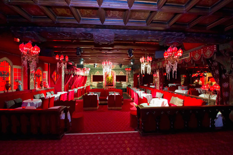 Top 15 des clubs branch s time out paris - Decoration boite de nuit ...