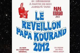 Réveillon Papa Kourand 2012 au Comptoir Général