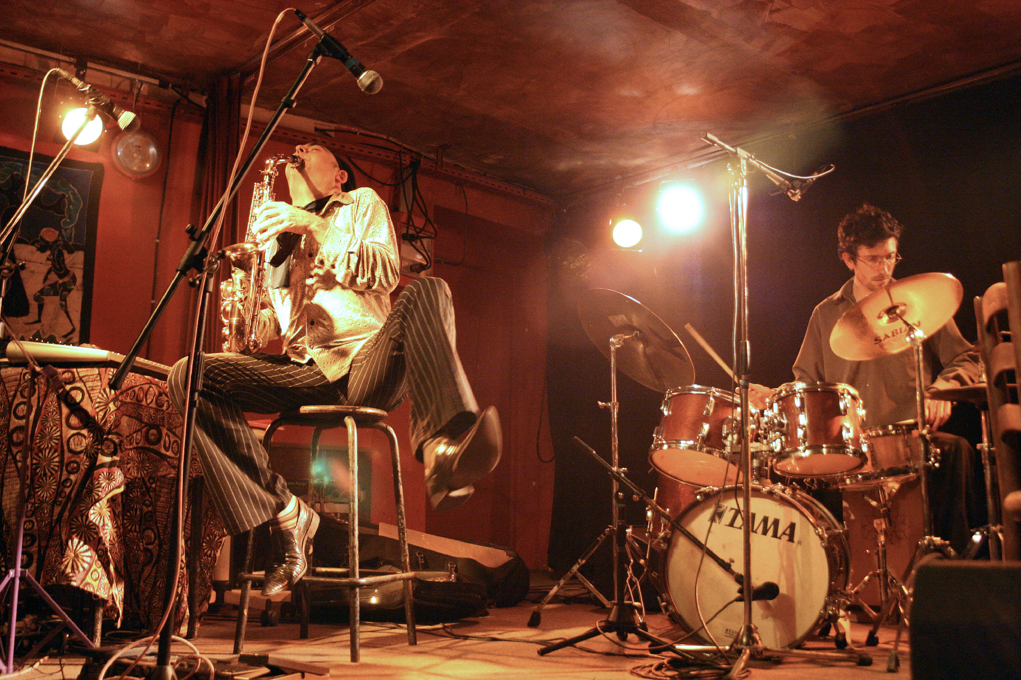 Les cafés-concerts jazz