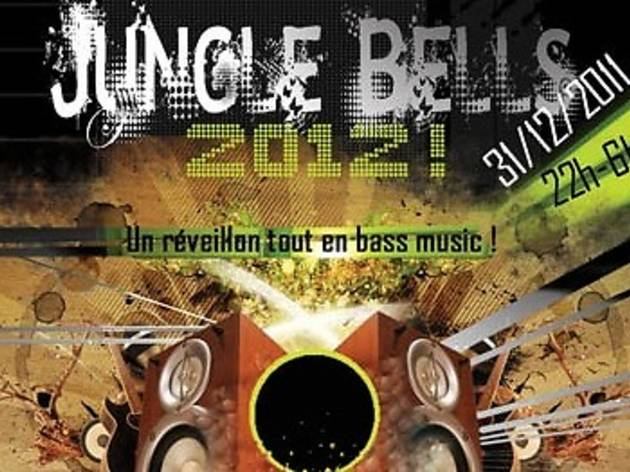 Réveillon Jungle Bells au Glazart