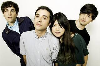 The Pains Of Being Pure At Heart + Balthazar B. and the Beatitude + Mina May