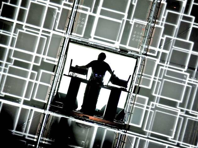 Etienne de Crecy 'Beats'n'Cubes