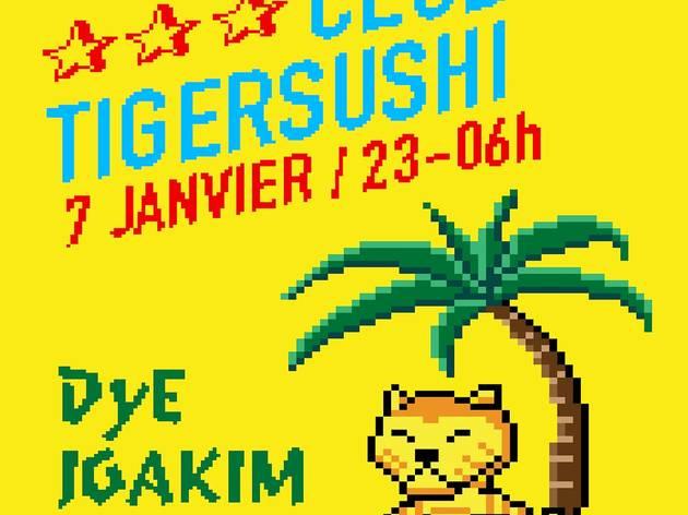 Tigersushi Club : Joakim + guests