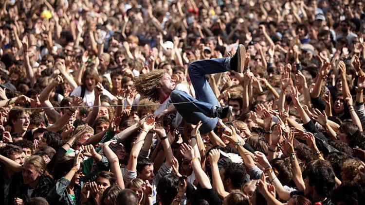 Cage the Elephant - Festival Rock en Seine