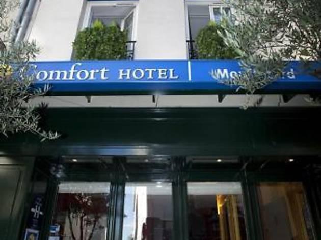 Qualys Hotel Apolonia Mouffetard