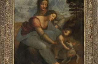 'Saint Anne', Leonardo da Vinci's last masterpiece