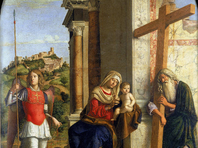 Cima da Conegliano maître de la Renaissance vénitienne (Master of the Venetian Renaissance)