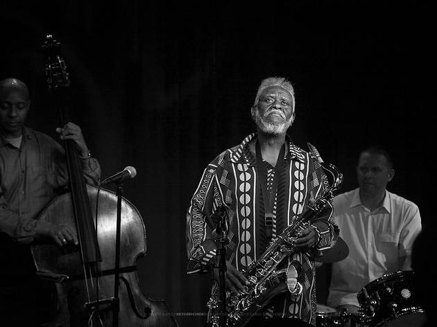 Rudresh Mahanthappa & Bunky Green + Pharoah Sanders & The Underground