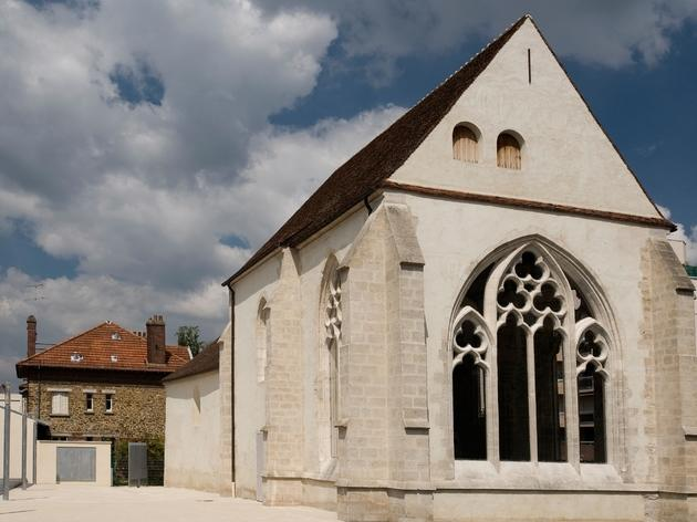 Les Eglises, centre d'art contemporain de Chelles