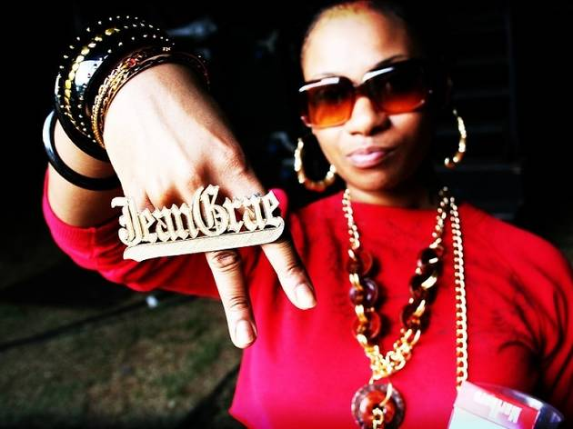 Born in Flames : Invincible + Jean Grae + Tamar-Kali