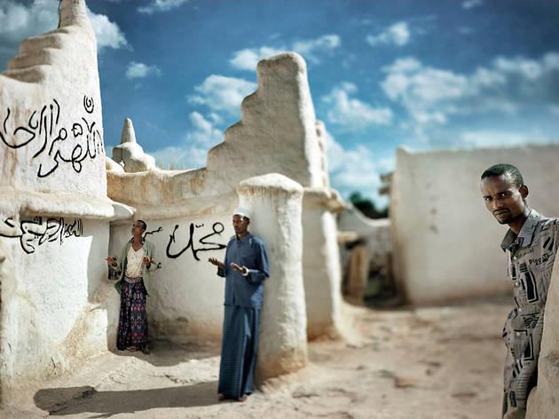 Exposition 'Etiopia' de Juan Manuel Castro Prieto à la galerie VU'