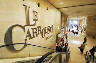 La Galerie du Carrousel du Louvre