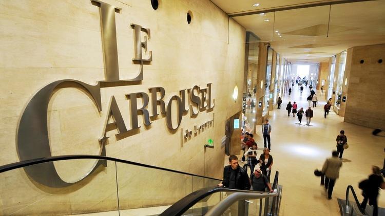 Galerie du Carrousel du Louvre