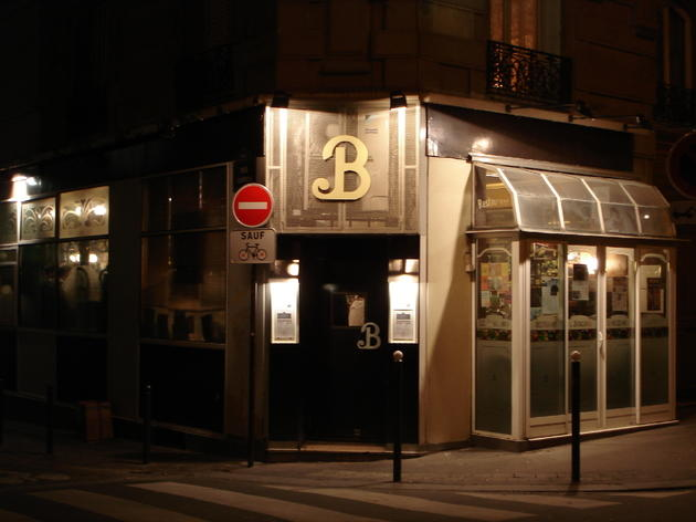 Montmartre restaurants time out paris for Restaurant miroir paris 18