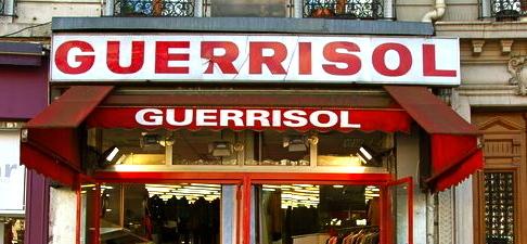 Vintage • Guerrisol