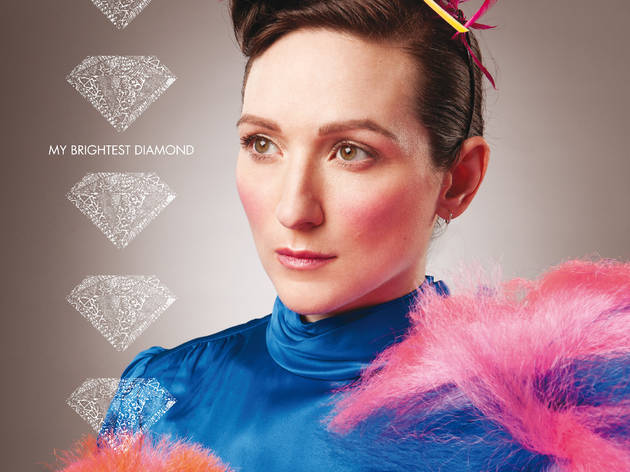 My Brightest Diamond + Ladylike Lily