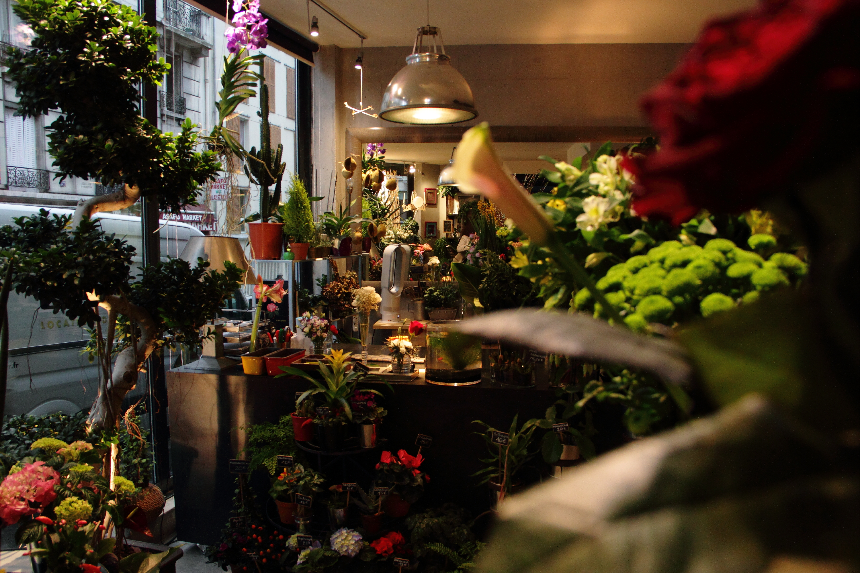 Fleuriste • L'Atelier floral