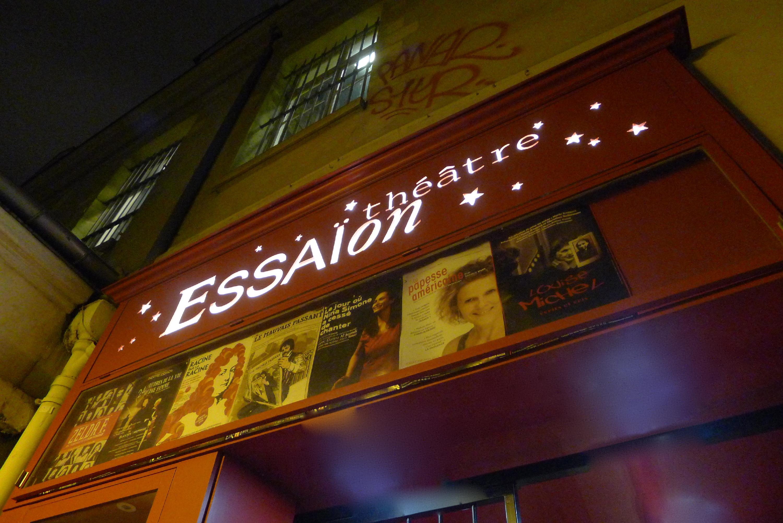Scène contemporaine •Essaïon Théâtre
