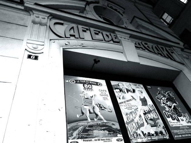 Humour • Café de la Gare