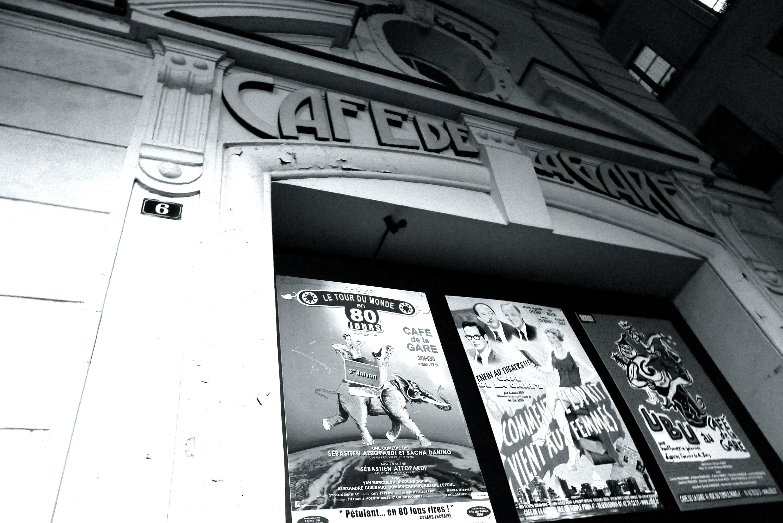 Theatre: Café de la Gare
