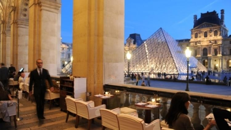 Café Marly (Maison Thierry Costes - DR)