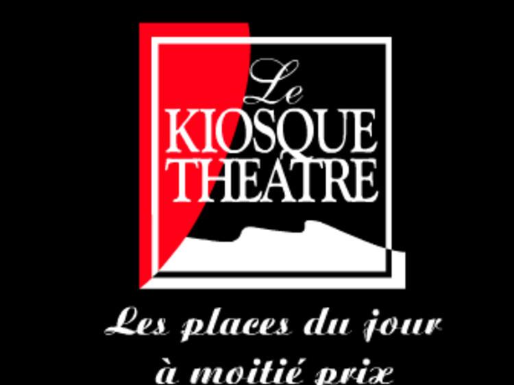7 • Se déplacer jusqu'au kiosque théâtre