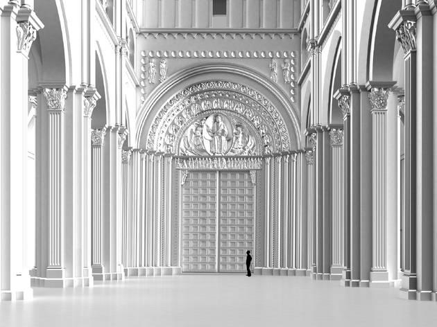 Cluny, 1120. Au seuil de la Major Ecclesia