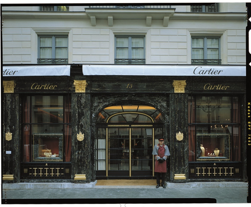 Paris Cartier Nude Photos 40