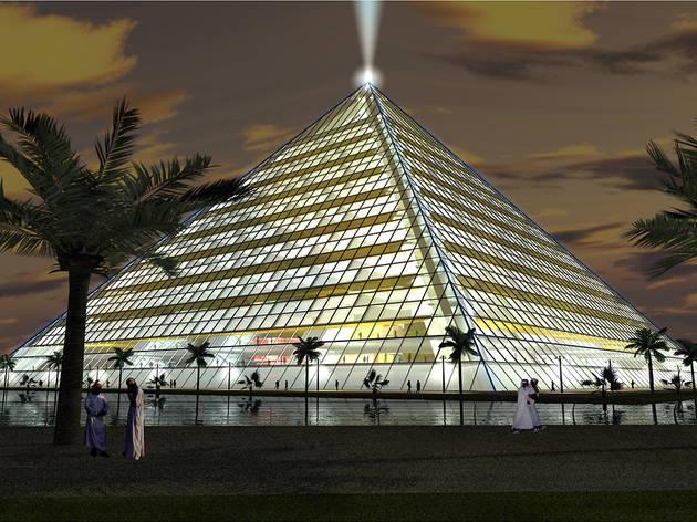 Dubai • Futur « archi » incertain