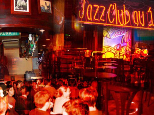 boite de jazz paris