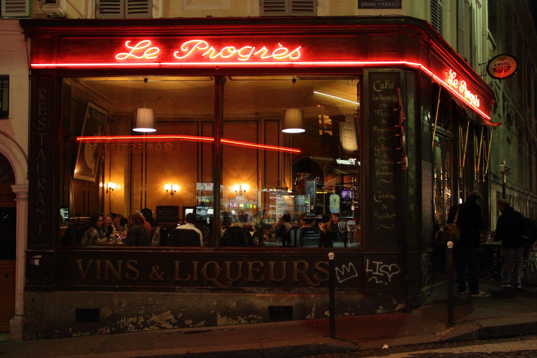 Restaurants  Rue Montmartre