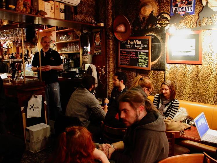 Le Teddy's Bar