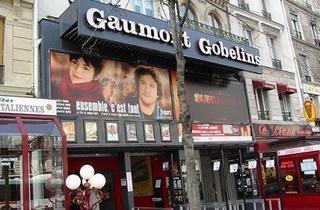 Gaumont Gobelins - EN TRAVAUX